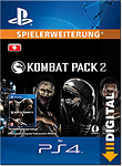 Mortal Kombat X - Kombat Pack 2 (PlayStation 4-Digital)