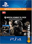 Mortal Kombat X - XL Pack (PlayStation 4-Digital)