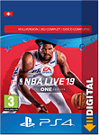 NBA Live 19 - The One Edition (Playstation 4-Digital)