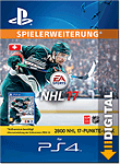 NHL 17 Ultimate Team: 2800 Points (Playstation 4-Digital)
