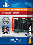 NHL 18 Ultimate Team: 12000 Points (Playstation 4-Digital)