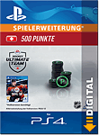 NHL 18 Ultimate Team: 500 Points (Playstation 4-Digital)