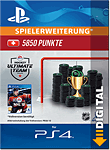 NHL 18 Ultimate Team: 5850 Points (Playstation 4-Digital)