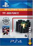 NHL 18 Ultimate Team: 8900 Points (Playstation 4-Digital)