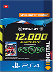 NHL 21: 12000 HUT Points