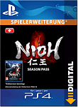 Nioh - Season Pass (Playstation 4-Digital)