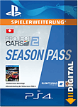 Project CARS 2 - Season Pass (Playstation 4-Digital)