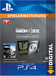 Rainbow Six: Siege - 1200 Rainbow Credits (Playstation 4-Digital)