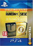 Rainbow Six: Siege - 2670 Rainbow Credits (Playstation 4-Digital)