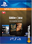 Rainbow Six: Siege - 600 Rainbow Credits (Playstation 4-Digital)