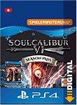 Soul Calibur 6 - Season Pass (Playstation 4-Digital)