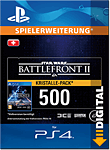 Star Wars: Battlefront 2 - 500 Crystals (Playstation 4-Digital)