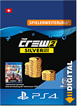 The Crew 2 - Silver Crew Credit Pack (Playstation 4-Digital)