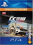 The Crew: Calling All Units (Playstation 4-Digital)