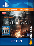 The Division: Last Stand (Playstation 4-Digital)
