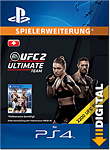 UFC 2: 2200 UFC Points (Playstation 4-Digital)