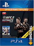 UFC 2: 500 UFC Points (Playstation 4-Digital)