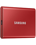 Portable SSD T7 500GB USB 3.2 -Red- (Samsung)