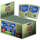 Panini 2018 FIFA World Cup TM offizielle Stickerkollektion 100er Box -Gold Edition- (Panini Sticker)