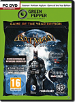 Batman: Arkham Asylum - Game of the Year Edition (PC Games)