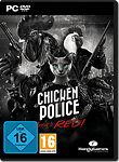 Chicken Police: Paint it RED!