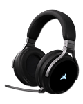 Virtuoso RGB Wireless Gaming Headset -Carbon- (Corsair)