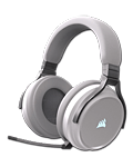 Virtuoso RGB Wireless Gaming Headset -White- (Corsair)