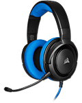 HS35 Stereo Gaming Headset -Blue- (Corsair)