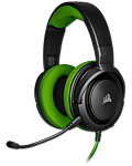 HS35 Stereo Gaming Headset -Green- (Corsair)