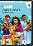 Die Sims 4: Cats & Dogs (Code in a Box) (PC Games)