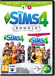 Die Sims 4 - Get famous Bundle (Code in a Box)