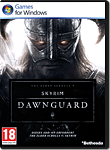 Elder Scrolls 5: Skyrim Add-on - Dawnguard (Code in a Box)