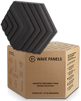 Wave Panels Starter Set -Black- (Elgato)