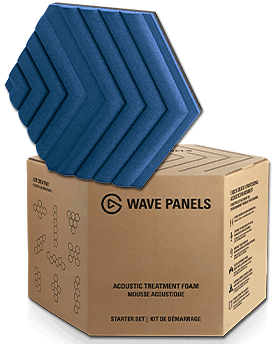 Wave Panels Starter Set -Blue- (Elgato)