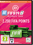 FIFA 19 Ultimate Team: 2200 Points (Code in a Box) (PC Games)
