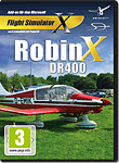 Flight Simulator X Add-on: Robin X DR400 (PC Games)
