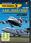 Flight Simulator X Add-on: 146-200/300 Jetliner