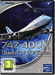 Flight Simulator X Add-on: 747-400X Queen of the Skies (PC Games)
