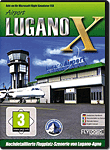Flight Simulator X: Airport Lugano X (PC Games)