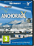 Flight Simulator X Add-on: Anchorage X