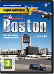 Flight Simulator X: Mega Airport Boston Logan (PC Games)
