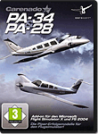 Flight Simulator X: Carenado PA-34/PA-28