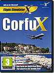 Flight Simulator X: Corfu X (PC Games)