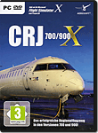 Flight Simulator X: CRJ 700/900 X (PC Games)