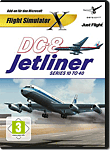 Flight Simulator X: DC-8 Jetliner (PC Games)