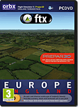 Flight Simulator X Add-on: Europe England