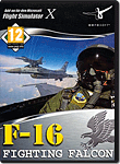 Flight Simulator X Add-on: F-16 Fighting Falcon