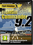 Flight Simulator X: FlightSim Commander 9.2