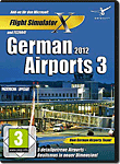 Flight Simulator X: German Airports 3 - 2012 (PC Games)