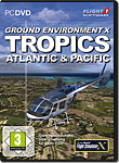 Flight Simulator X Add-on: Ground Environment X Tropics Atlantic & Pacific (PC Games)